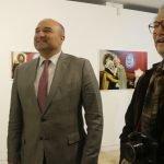 Eduardo Gageiro inaugurou exposição sobre o Carnaval de Torres Vedras