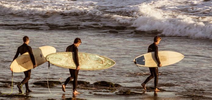 Santa Cruz vai receber a 4ª etapa do Circuito de Surf do Centro