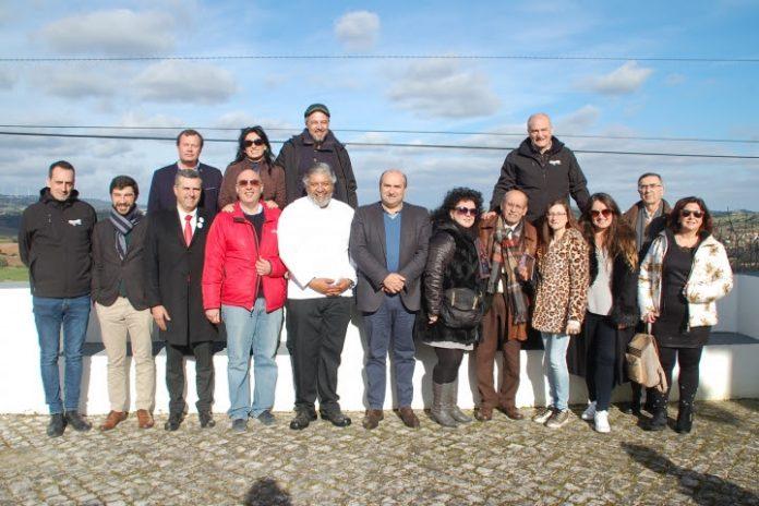 """Jornalistas espanhóis visitaram a """"Cidade Europeia do Vinho 2018"""
