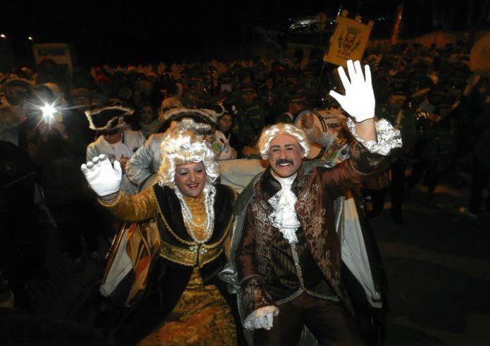 Exposição Carnaval de Torres Vedras por Eduardo Gageiro na Galeria Paços