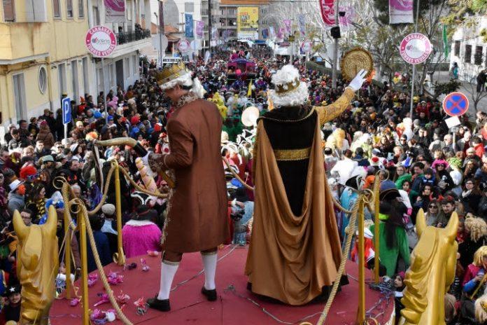 Ministério da Economia junta-se ao Carnaval de Torres Vedras 2019