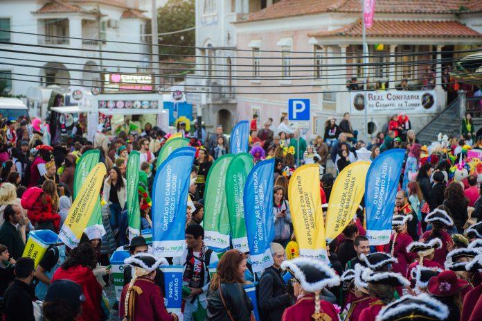 Recolhidas 13 toneladas de resíduos durante o Carnaval de Torres Vedras