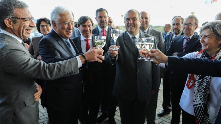 Primeiro-ministro e ministra da Saúde inauguraram novo Centro de Saúde do Cadaval