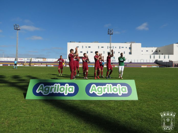 Torreense joga 27ª jornada em casa