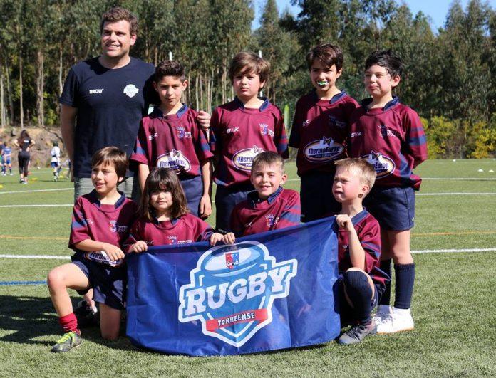 Torreense Rugby participou no Convívio Nacional do Centro