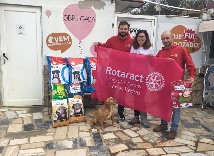 Rotaract Club Torres Vedras volta a festejar um Carnaval solidário
