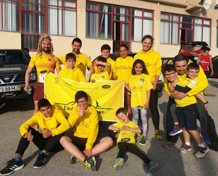 Carnaval em competição para a equipa Dolce Furadouro