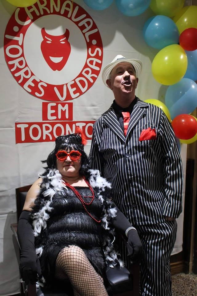 Carnaval de Torres Vedras foi vivido em Toronto