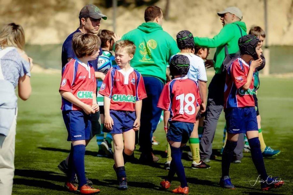 S.C.U.Torreense Rugby participou no Convívio de Apoio à Seleção Nacional