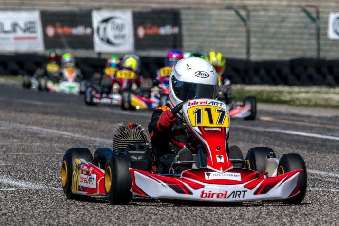 Fim de Semana positivo para a Escola de Karting do Oeste no Campeonato de Portugal