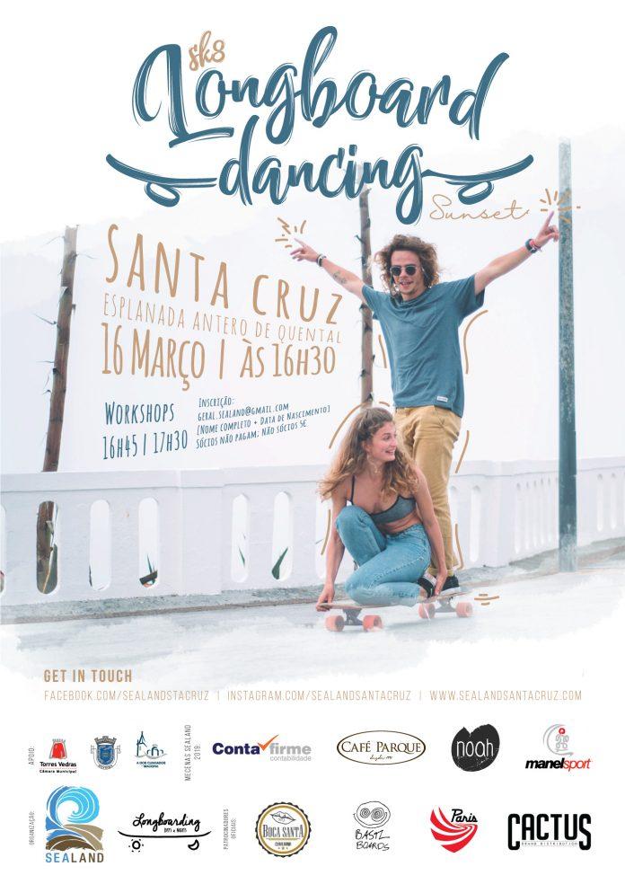 Longboard Dancing Sunsets em Santa Cruz está de volta