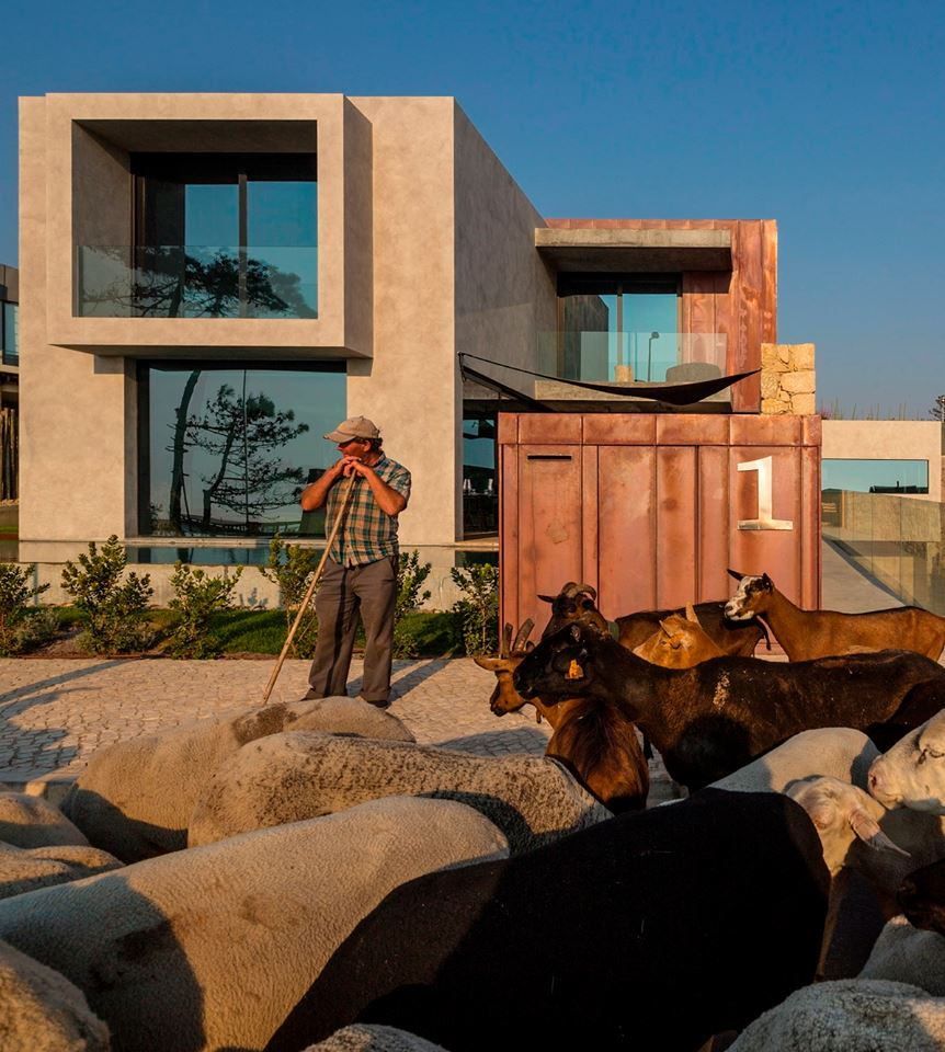 Areias do Seixo considerado melhor Eco Alojamento