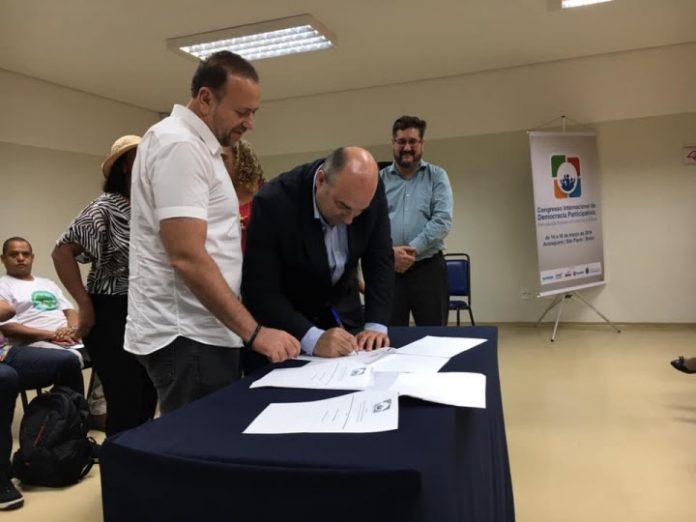 Torres Vedras marcou presença em congresso de democracia participativa