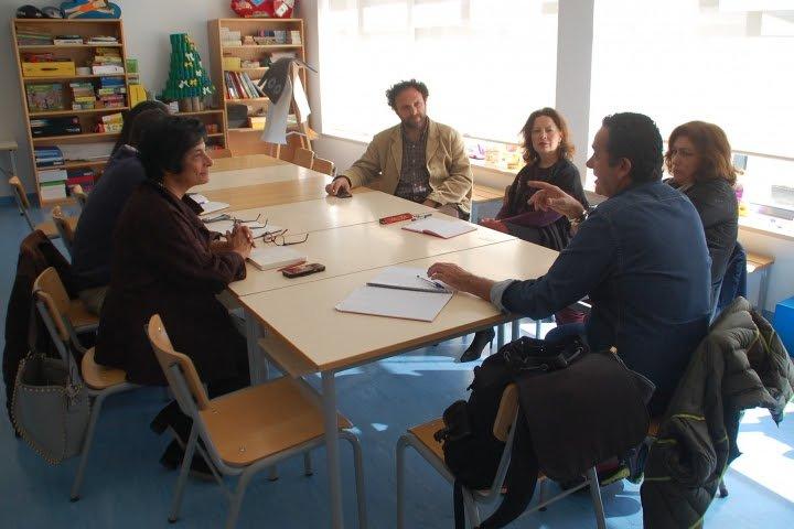 Centro Educativo de Runa acolhe projeto de residências artísticas