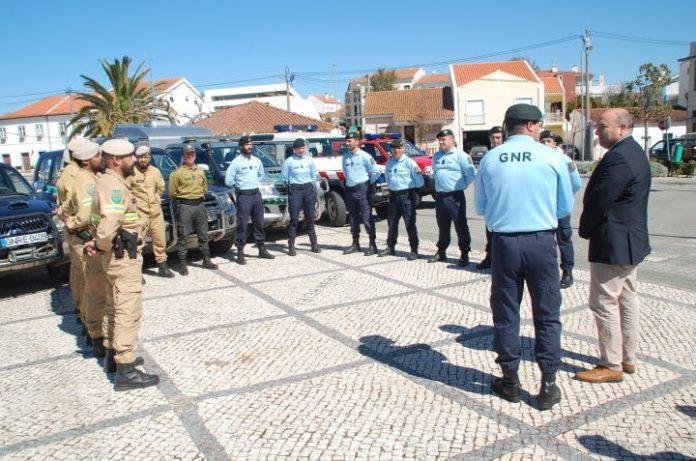 Operação Floresta Segura também passou pelo concelho de Torres Vedras