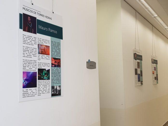 Escola Internacional de Torres Vedras inaugura exposição que homenageia músicos torrienses