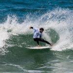 Pro Santa Cruz presented by Noah Surf House começou com dia em cheio