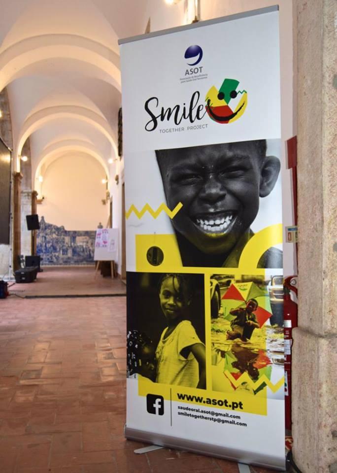 Associação torriense cria projeto solidário de saúde oral em São Tomé e Príncipe