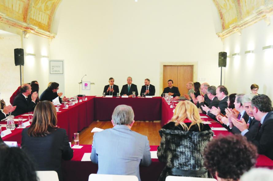 Leiria a Capital Europeia da Cultura em 2027 apresenta-se como movimento transformador