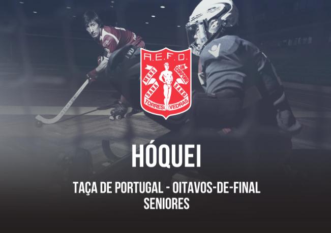 Hóquei em Patins - Física recebe FC Porto nos Oitavos de Final da Taça de Portugal