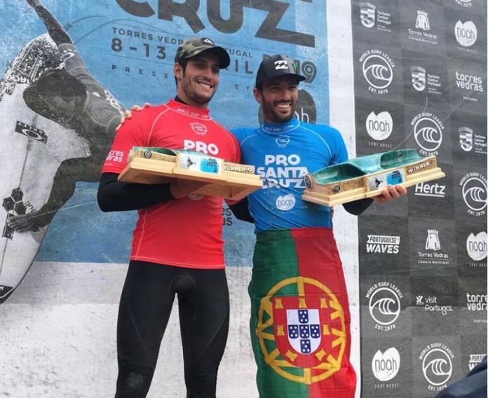 Frederico Morais conquista Pro Santa Cruz
