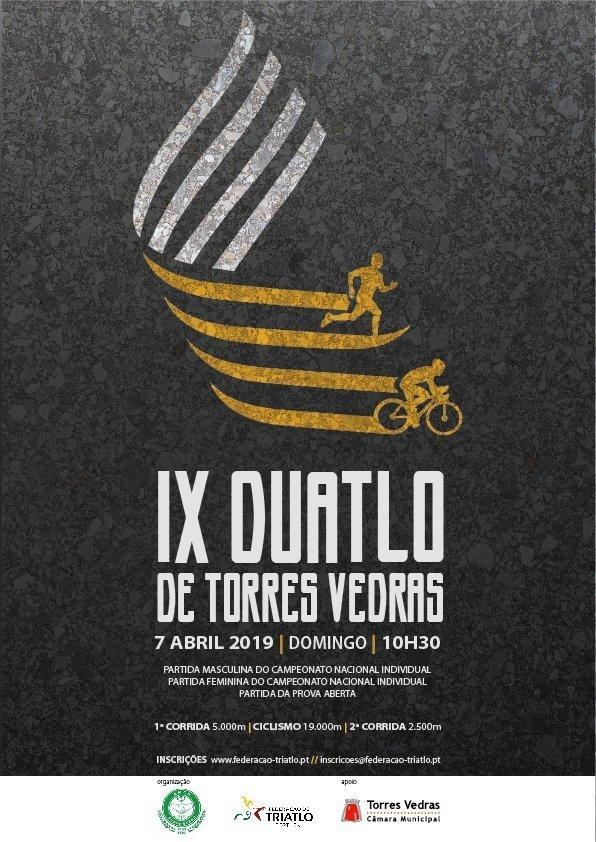 Está a chegar a 9ª edição do Duatlo de Torres Vedras