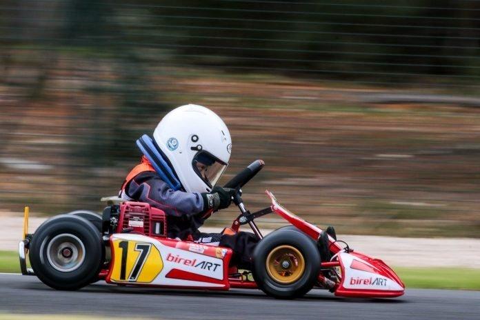 Escola de Karting do Oeste volta a vencer no Campeonato de Portugal de Karting KIA