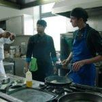 ESCO | Alunos do Curso de Cozinha participam em sessão de filmagens para a RTP