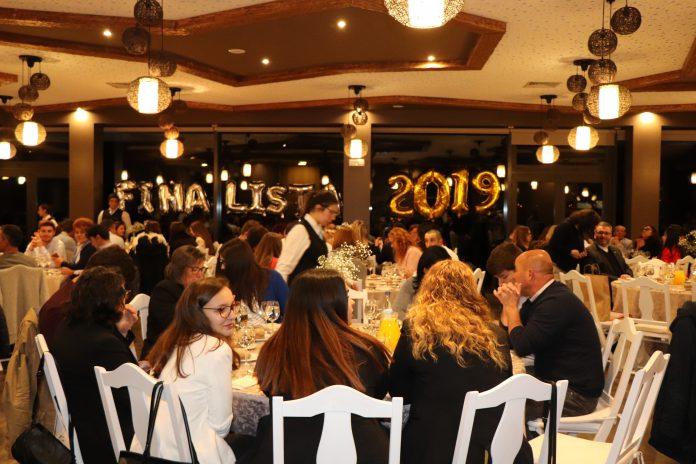 Quinta da Almiara recebeu finalistas dos Cursos Profissionais do Externato de Penafirme