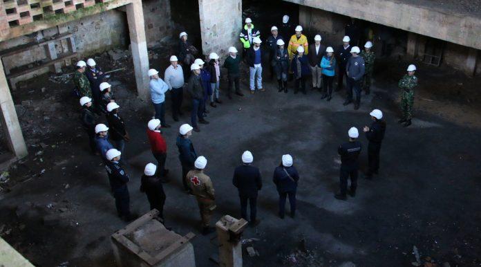 Bombeiros Voluntários de Torres Vedras participam em Exercício Europeu de Protecção Civil