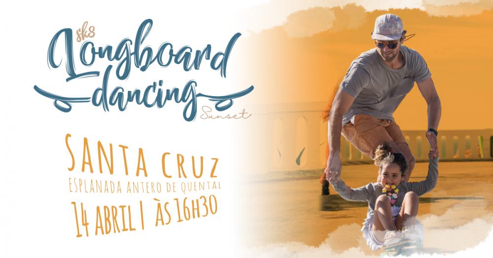 Segundo Longboard Dancing Sunset tem lugar no domingo