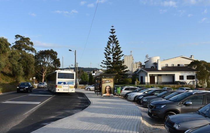 Algumas paragens de autocarro da cidade sofreram alterações