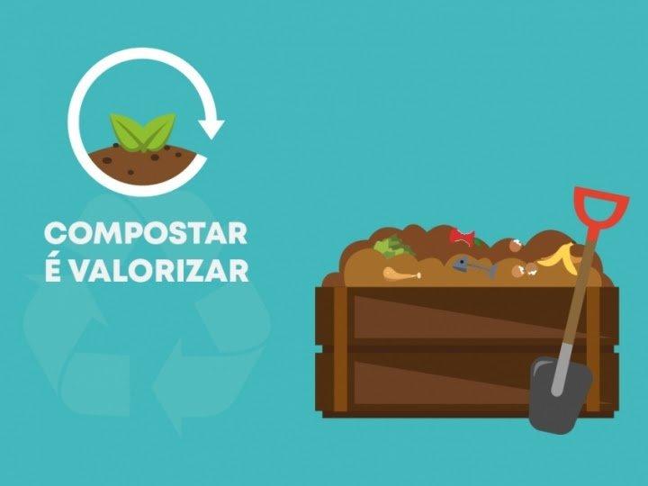 Sessões de formação sobre compostagem continuam a decorrer pelo Concelho