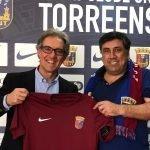 Torreense apresenta Nuno Cristóvão como treinador da equipa sénior feminina