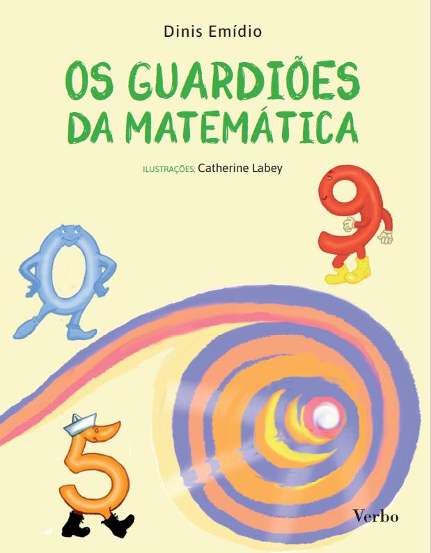 """Torriense Dinis Emídio lança manhã o livro """"Os guardiões da matemática"""""""