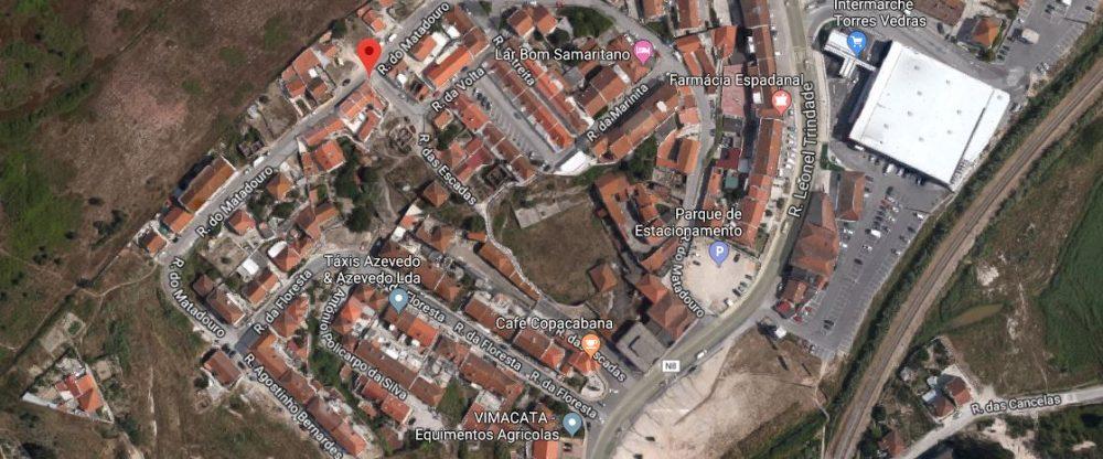 Parte da Rua do Matadouro, em Torres Vedras, vai estar cortada ao trânsito