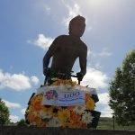 Ciclistas e Sportinguistas homenagearam Joaquim Agostinho 35 anos após o seu falecimento