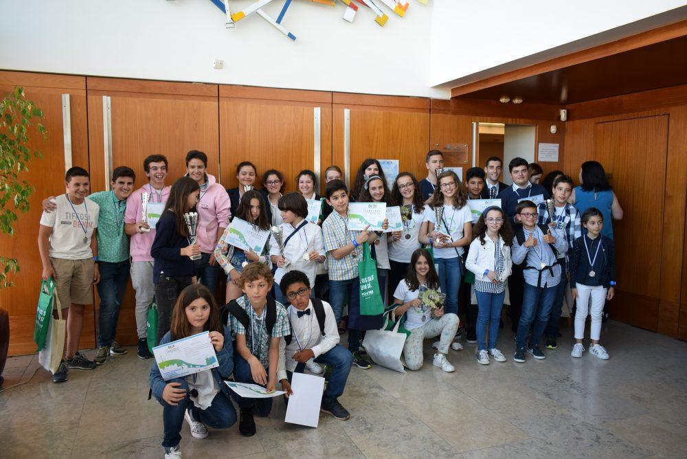 Vencedores do Concurso de Empreendedorismo nas Escolas 2018-2019 já foram conhecidos
