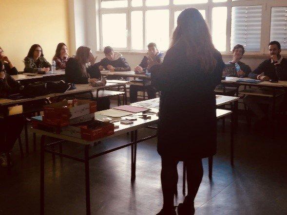 ESCO | Curso Técnico de Gestão participou em Workshop de Empreendedorismo