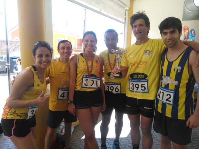 Atletas Dolce Furadouro conquistam 5 medalhas na Lourinhã