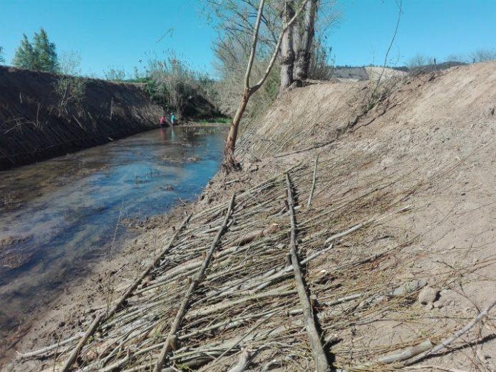 Intervenção de requalificação biofísica e paisagística no Alcabrichel e Sizandro