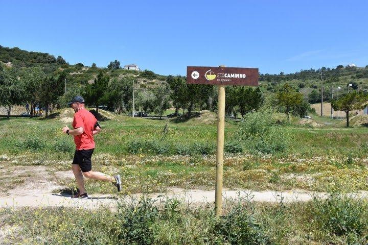 Cerca de 400 pessoas percorreram o Eco Caminho do Sizandro