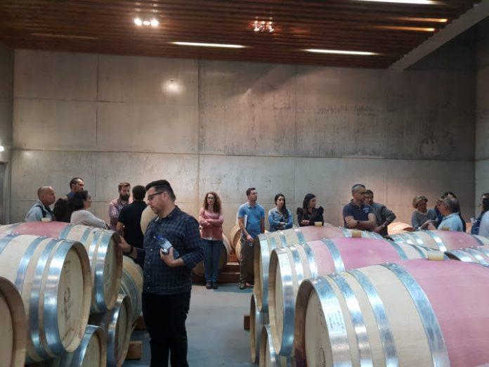 Viagem de entidades ligadas ao vinho passou pelo concelho de Torres Vedras