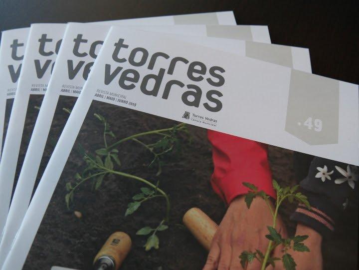 Revista municipal Torres Vedras entre as melhores publicações autárquicas