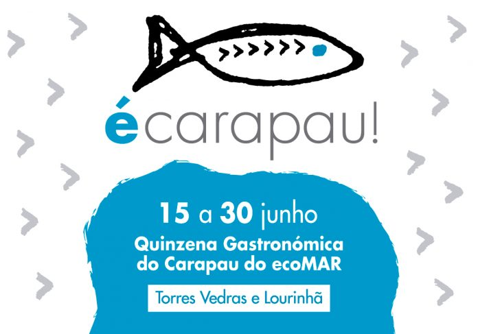 1ª Quinzena Gastronómica do Carapau do ecoMAR arranca dia 15