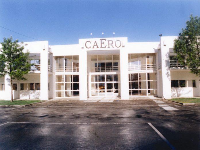 Alteração da classificação da bolsa de estacionamento junto à entrada do CAERO