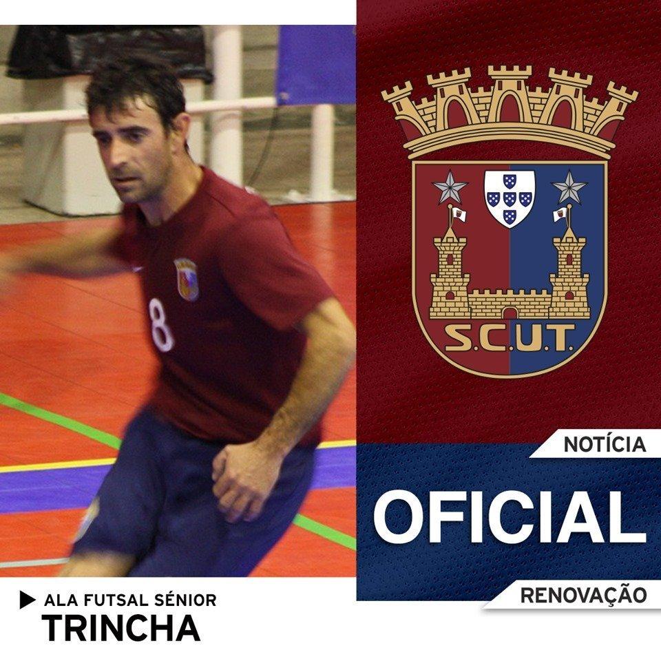 Torreense renova com equipa técnica do futsal