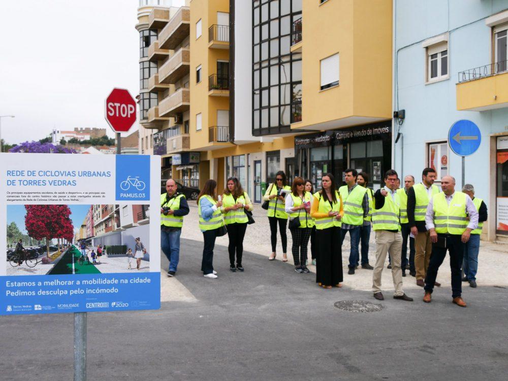 Estão a decorrer dez operações na cidade no âmbito do Plano Estratégico de Desenvolvimento Urbano