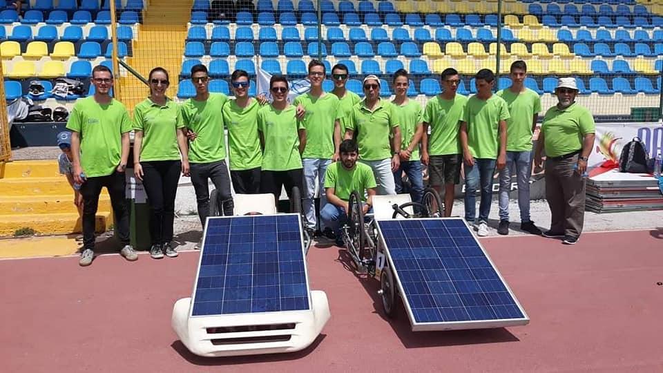 Alunos da Escola Profissional de Penafirme alcançam o 1º Lugar no VS Solar Challenge 2019