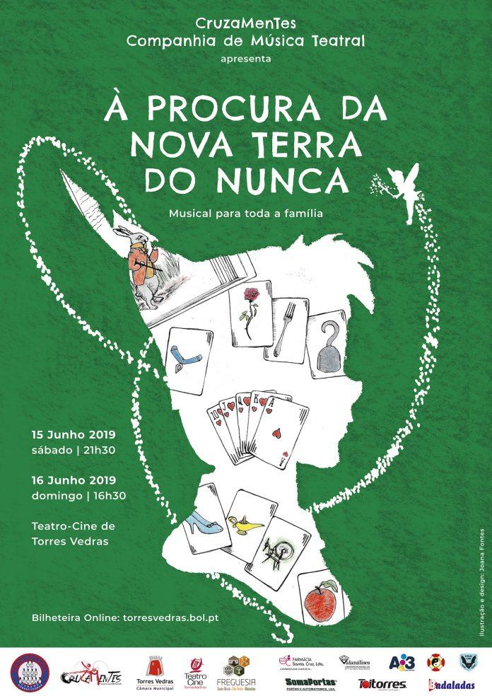 Teatro-Cine de Torres Vedras recebe musical para toda a família